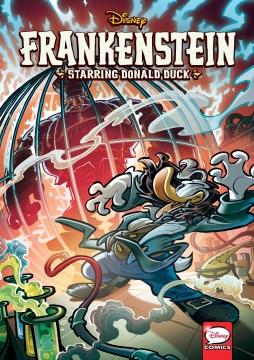 Disney Frankenstein : starring Donald Duck cover image