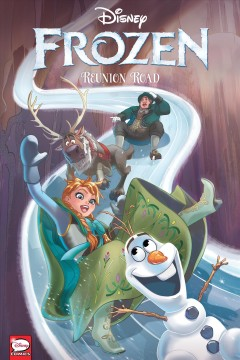 Disney Frozen. Reunion road cover image