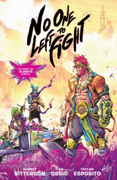 No one left to fight cover image