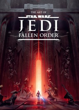 The art of Star Wars Jedi : Fallen order cover image