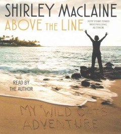 Above the line my Wild Oats adventure cover image