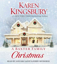 A Baxter family Christmas cover image