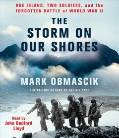The storm on our shores one island, two soldiers, and the forgotten battle of World War II cover image