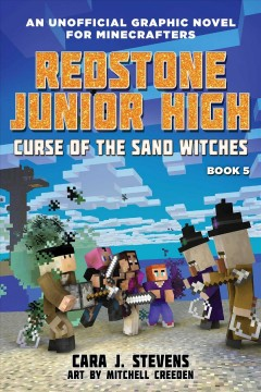 Redstone Junior High. 5, Curse of the sand witches cover image