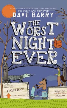 The worst night ever cover image