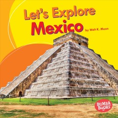 Let's explore Mexico cover image