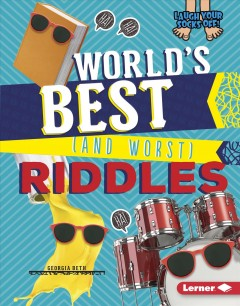 World's best (and worst) riddles cover image