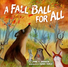 A fall ball for all cover image