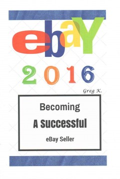 EBay : becoming a successful eBay seller cover image