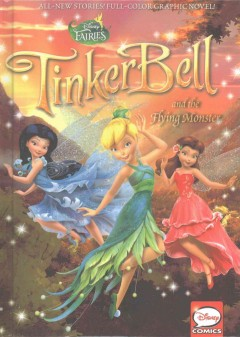 Tinker Bell and the flying monster cover image