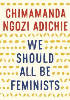 We should all be feminists cover image