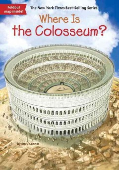 Where is the Colosseum? cover image