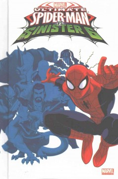 Ultimate Spider-Man vs. The Sinister Six. 1 cover image