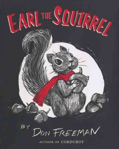 Earl the squirrel cover image