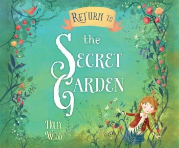 Return to the secret garden cover image