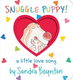 Snuggle Puppy : a little love song cover image