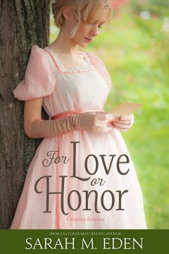 For love or honor : a regency romance cover image