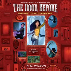 The door before cover image