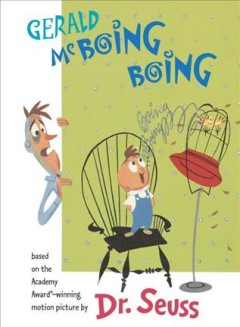 Gerald McBoing Boing cover image