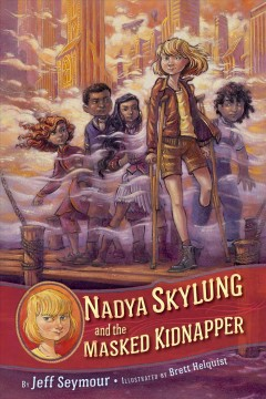 Nadya Skylung and the masked kidnapper cover image