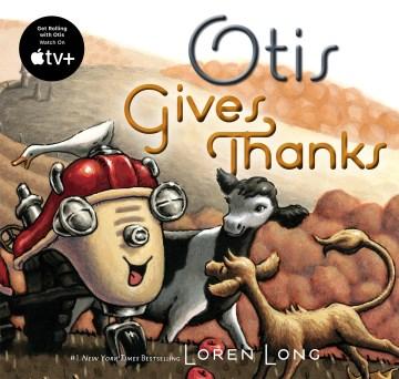 Otis gives thanks cover image