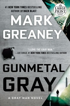 Gunmetal gray cover image
