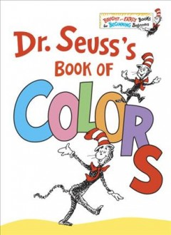 Dr. Seuss's book of colors cover image