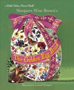Margaret Wise Brown's The golden egg book cover image