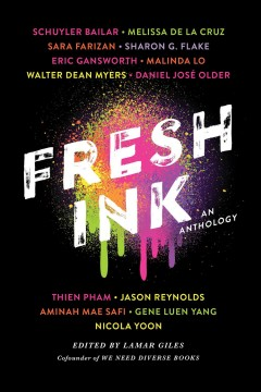 Fresh ink cover image