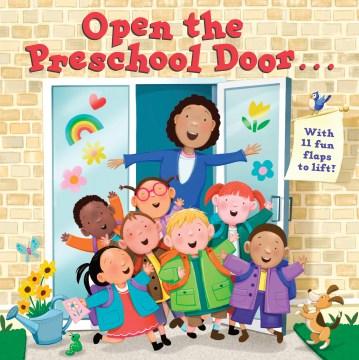 Open the preschool door... cover image