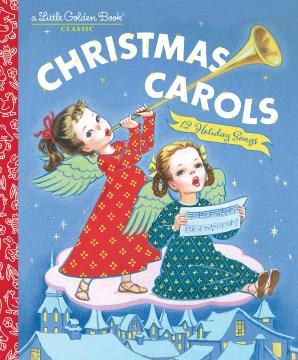 Christmas carols cover image