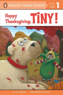Happy Thanksgiving, Tiny! cover image