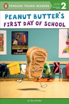 Peanut butter's first day of school cover image