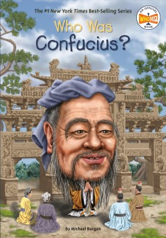 Who was Confucius? cover image