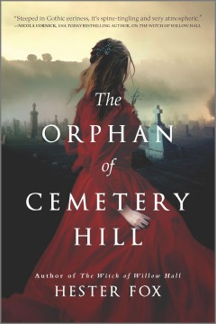 The orphan of Cemetery Hill cover image
