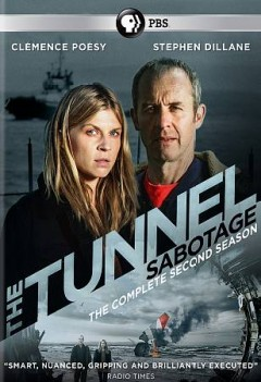 The tunnel. Season 2 cover image