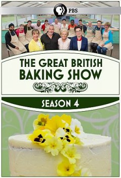 The great British baking show. Season 4 cover image