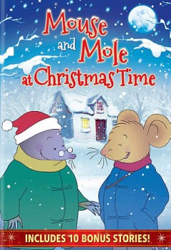 Mouse and Mole at Christmas time cover image