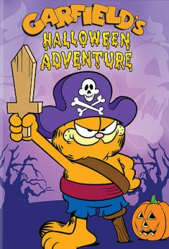 Garfield's Halloween adventure cover image