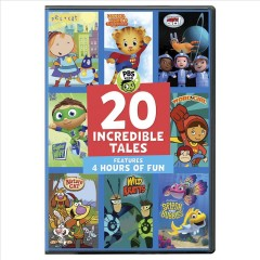 PBS Kids. 20 incredible tales cover image