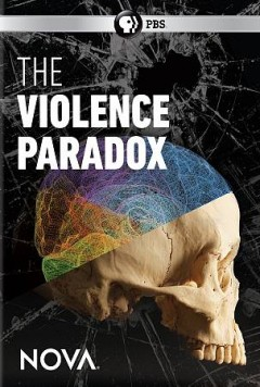 The violence paradox cover image