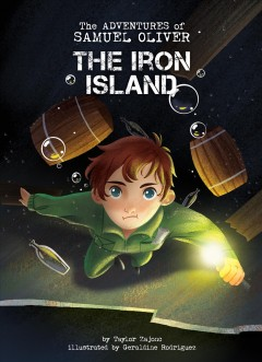 The iron island cover image