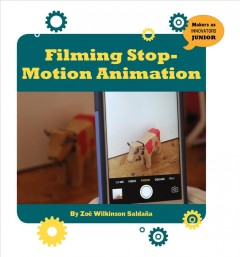 Filming stop-motion animation cover image