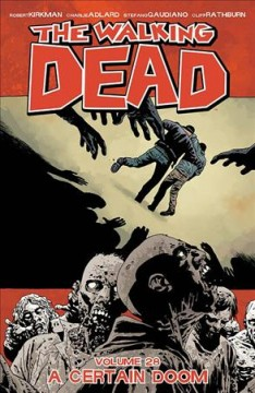 The walking dead. 28, A certain doom cover image