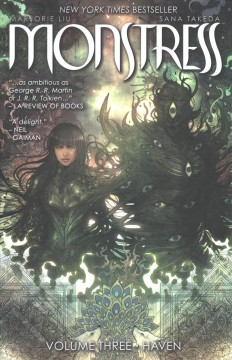 Monstress. Volume three, Haven cover image
