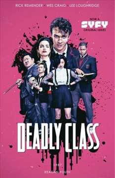 Deadly class. 1, 1987, Reagan youth cover image