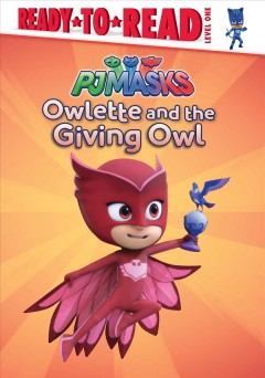 Owlette and the giving owl cover image