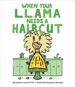 When your llama needs a haircut cover image
