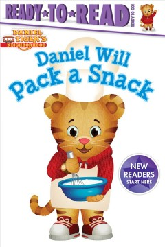 Daniel will pack a snack cover image