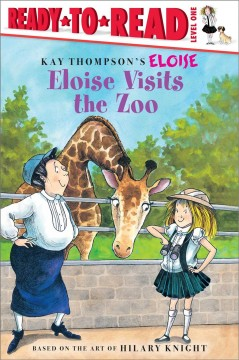 Eloise visits the zoo cover image